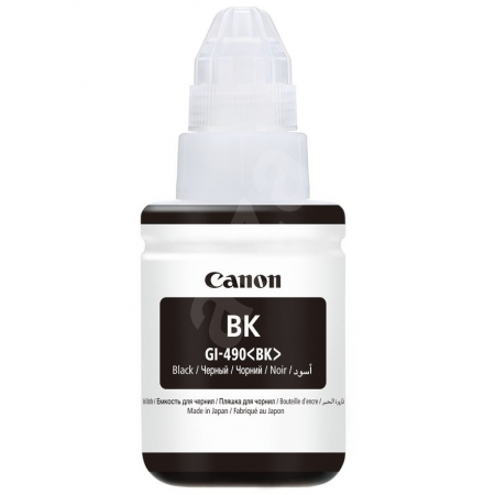Canon GI-490BK - cerneala sistem CISS pentru Canon Pixma G