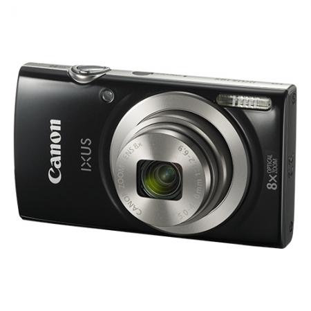 Canon Ixus 185, negru