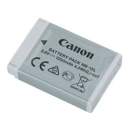 Canon NB-13L - acumulator original pentru Canon PowerShot G7 X