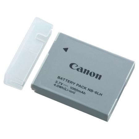 Canon NB-6LH - acumulator original pentru seriile S si SX