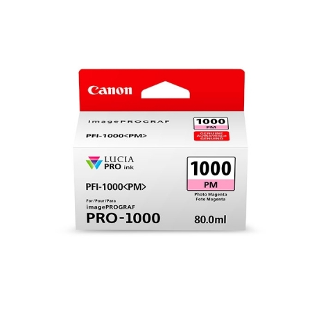 Canon PFI1000PM (Photo Magenta) - cerneala pt. PRO-1000 ImagePrograf