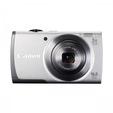 Canon PowerShot A3500 IS - Silver RS125004979
