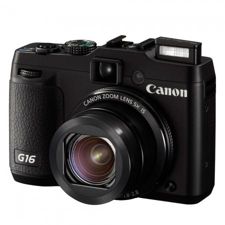 Canon PowerShot G16 - concurența răspunde la Nikon P7800 Canon-PowerShot-G16-29084-1