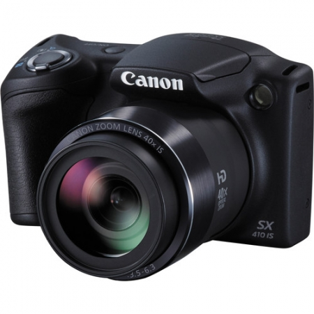 Canon PowerShot SX410 negru RS125017237-6