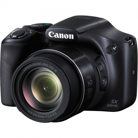Canon PowerShot SX530 negru -  RS125016799-3