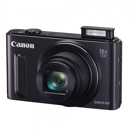 Canon PowerShot SX610 HS Negru RS125016800-1