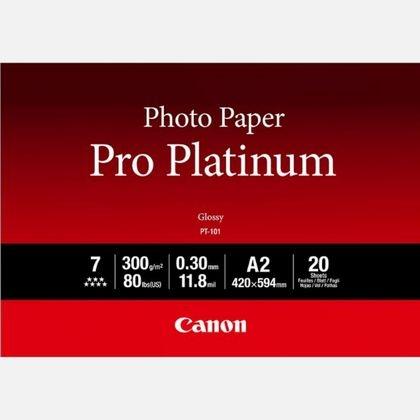 Canon Pro Platinum A2, 20 coli