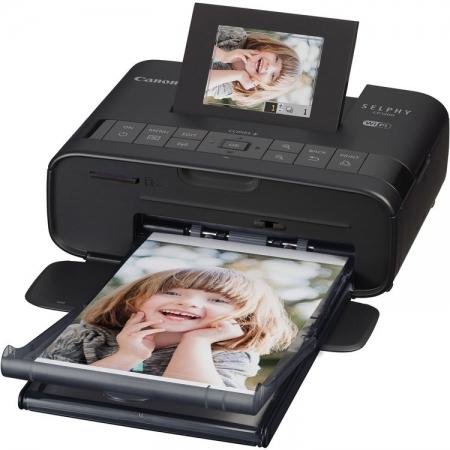 Canon Selphy CP-1200 Wi-Fi neagra imprimanta foto 10x15 RS125024348
