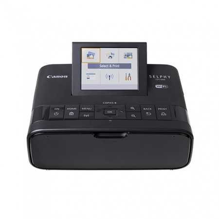 Canon Selphy CP-1300 - Imprimanta foto 10x15, Wi-Fi, Negru