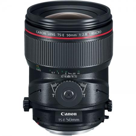 Canon TS-E 50mm f/2.8L Macro Tilt Shift