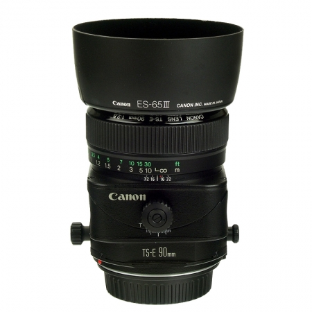 Canon TS-E 90mm f/2.8 (Tilt & Shift)