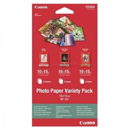 Canon VP101S P - hartie foto variata 10x15cm