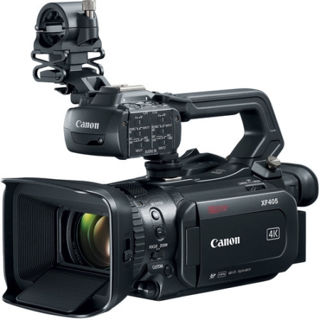 Canon XF405 - Camera video, 4K