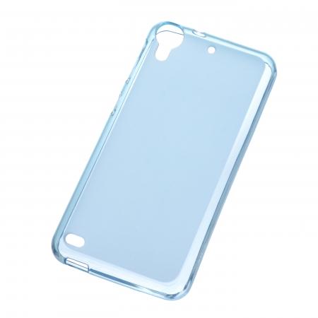 Carcasa Silicon Color pentru HTC Desire 530, HTC Desire 630, Albastru