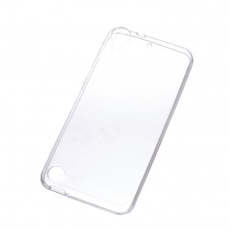 Carcasa Silicon pentru HTC Desire 530, HTC Desire 630, Transparent