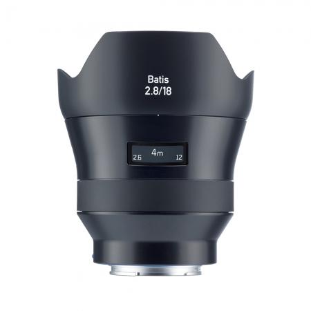 Zeiss Batis 18mm 2.8 AF - montura Sony E (compatibil Full Frame)