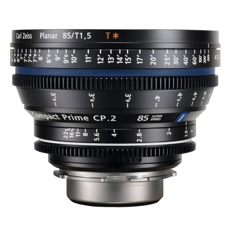 Carl Zeiss CP.2  1.5/85 T* E - metric Super Speed - montura Sony E