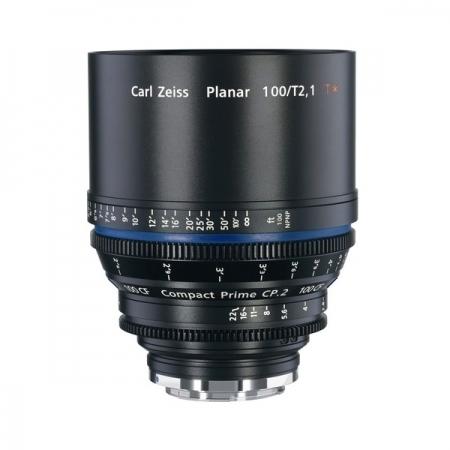 Carl Zeiss CP.2  2.1/100 CF T* E - metric - montura Sony E