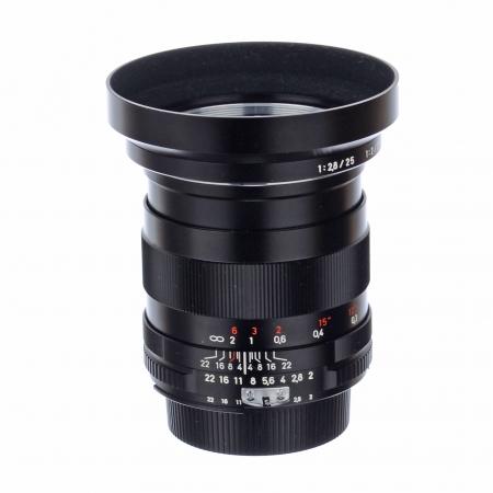 Carl Zeiss Distagon T* 28mm f/2 ZF (baioneta Nikon F, focus manual) SH125031084