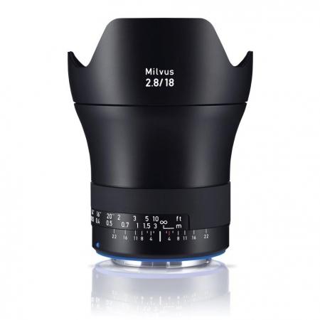 Zeiss Milvus 18mm 2.8 ZE - pentru Canon