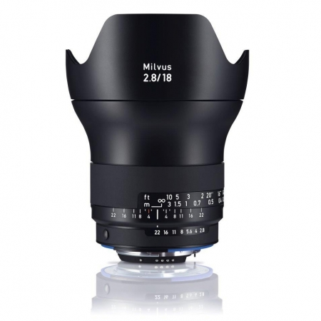 Carl Zeiss Milvus 18mm 2.8 ZF.2 - pentru Nikon