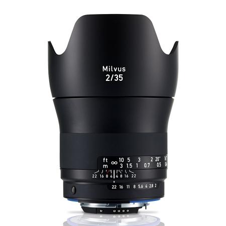 Zeiss Milvus 35mm f/2.0 ZF.2 - pentru Nikon