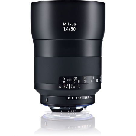Zeiss Milvus 50mm f/2.0 Makro ZF.2 - pentru Nikon