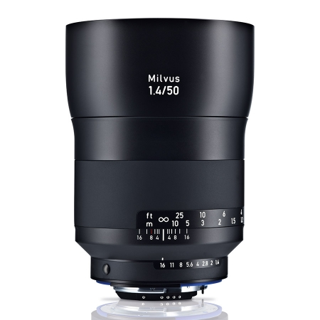 Zeiss Milvus 50mm f/1.4 ZF.2 - pentru Nikon