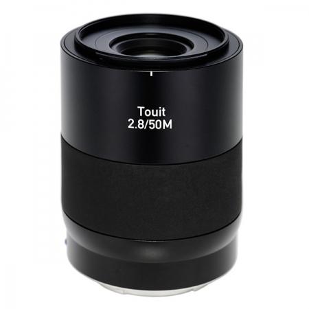 Carl Zeiss Touit 50mm 2.8 makro - E mount - RS125010999