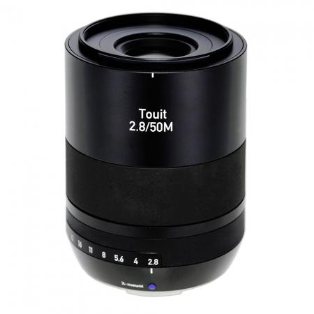 Carl Zeiss Touit 50mm f/2.8 Macro Fuji X ( autofocus )