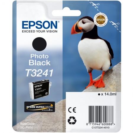 Epson T3241 - Cerneala Photo Black Epson SC-P400