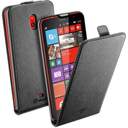 Cellular Line Husa Flip Essentia - Nokia Lumia 1320