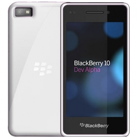Celly Husa Capac spate - Blackberry Z10