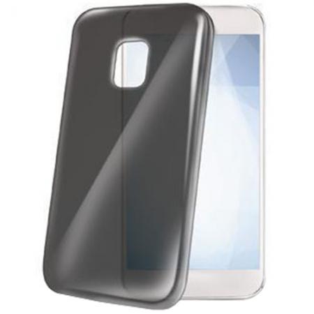 Celly Husa Capac spate - SAMSUNG Galaxy J5, negru gelskin510bk