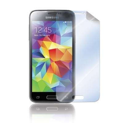 Celly SCREEN422 - folie de protectie pentru Samsung Galaxy S5 Mini