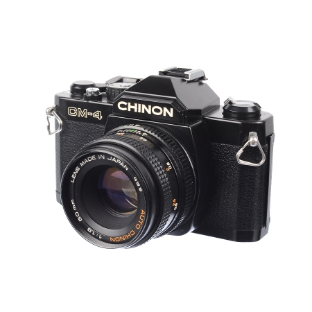 Chinon CM-4 + Chinon 50mm f/1.9 - SH7320-9