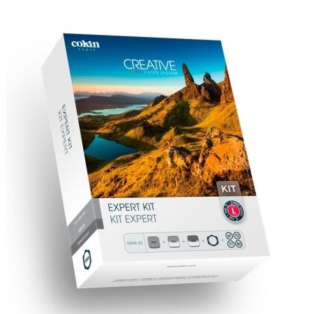 Cokin Creative Expert Kit Gradual L - Kit filtre, Sistem Z-PRO