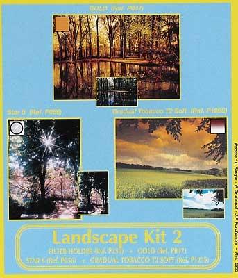 Cokin Filtre Set H211A Kit Landscape 2 Sistem P RS101656