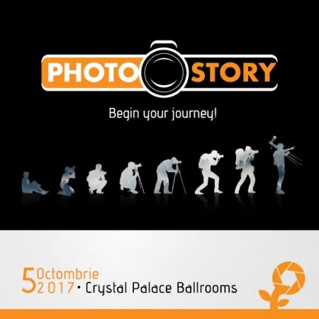Conferinta F64 PHOTO STORY. Begin your journey: 5 octombrie 2017