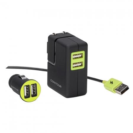 Contour Camera charger kit