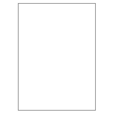 Creativity Backgrounds Arctic White 93 - fundal carton 1.36 x 11m