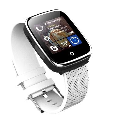 Cronos Heart Beat - Ceas Inteligent cu SIM Card - alb RS125023970