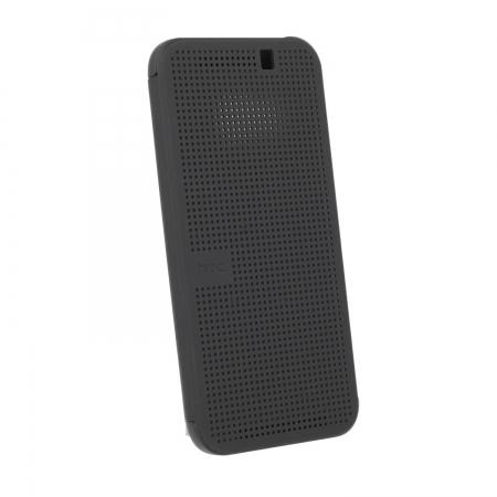 Cronos Husa Dot View HTC Desire 820 - Gri