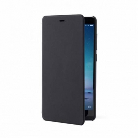 Cronos - Husa Flip pentru Xiaomi Mi 4C, Negru