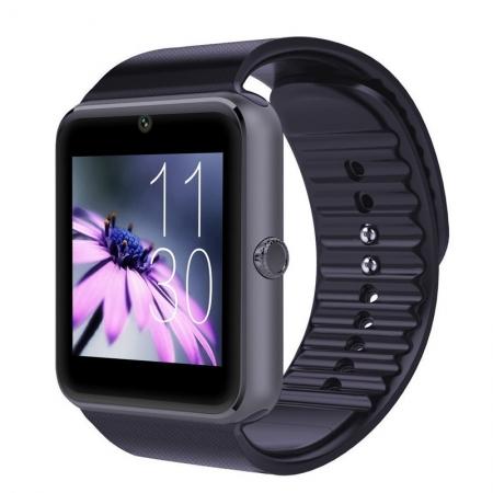 Cronos Toth - Smartwatch cu Sim Card - negru