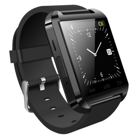 Cronos U8 - Ceas Inteligent - negru - RS125023976