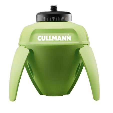 Cullmann SMARTpano 360 - minitrepied cu cap 360 si 3 prinderi - verde