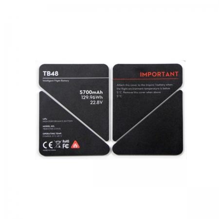 DJI Inspire 1 Part 51 TB48 Battery Insulation Sticker - sticker baterie