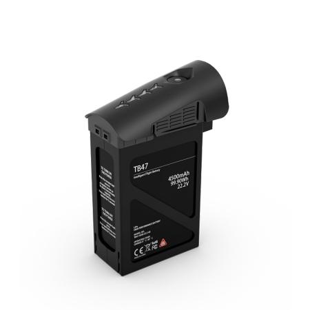 DJI TB47 - acumulator pentru Inspire 1 de 4500mAh Black Edition