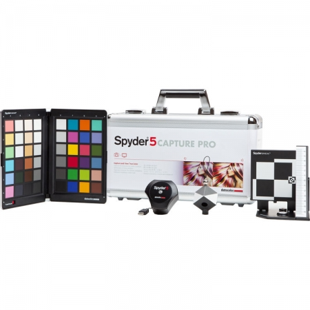DataColor Spyder5 CAPTURE PRO - Colorimetru